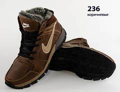 Шкіряні черевики зима 2020-2021