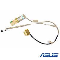 Оригинальный шлейф матрицы ноутбука ASUS X54, X54C, X54H, X54HR - (40pin LVDS, 14G221047000, 1422-018B000)