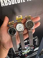 Женские часы Q&Q  водозащитный компонент,  высокое качество металла