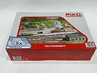 Piko 61923 Набор строений 5 в 1м  ( Станция ) / 1:87