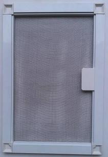 Москитные сетки из профиля «Анвис»