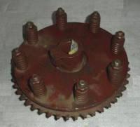 Механизм предохранительный шнека жатки НИВА 54-1-2-10