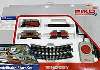 """Детская Железная дорога стартовый набор PIKO 57140  """"Поезд """"Вестерн"""" Start-Set Western-Zug  масштаба 1/87"""