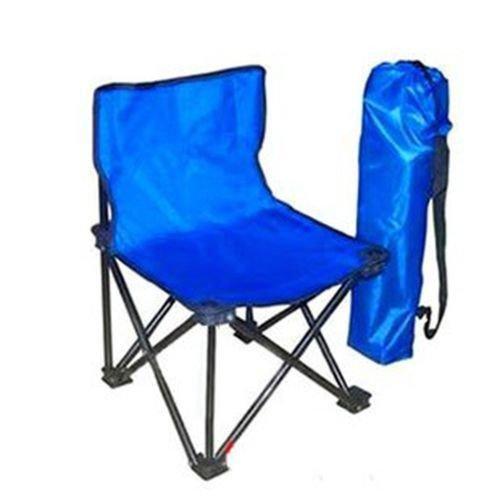 Кресло раскладное Паук синий