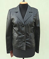 Куртка кожаная женская NIKA размер S