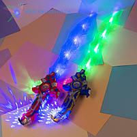 Меч светящийся Оптимус Прайм 61 см, фото 3