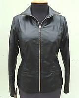Куртка кожаная женская JAFFAs размер 3XL