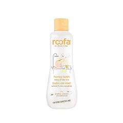 Средство для ванны с медом и маслом ши ROOFA