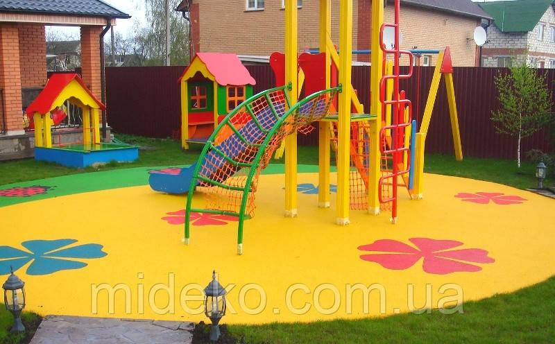 Пластиковые модули для детских площадок