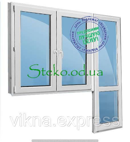 Балконный блок Steko