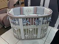 Детская кроватка Pinocchio трансформер 7в1