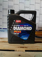 Моторное масло Teboil Diamond Plus 0W-40 (4л) для бензиновых и дизельных двигателей