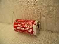 Батарейка Maxell ER3 3.6V 1100mah