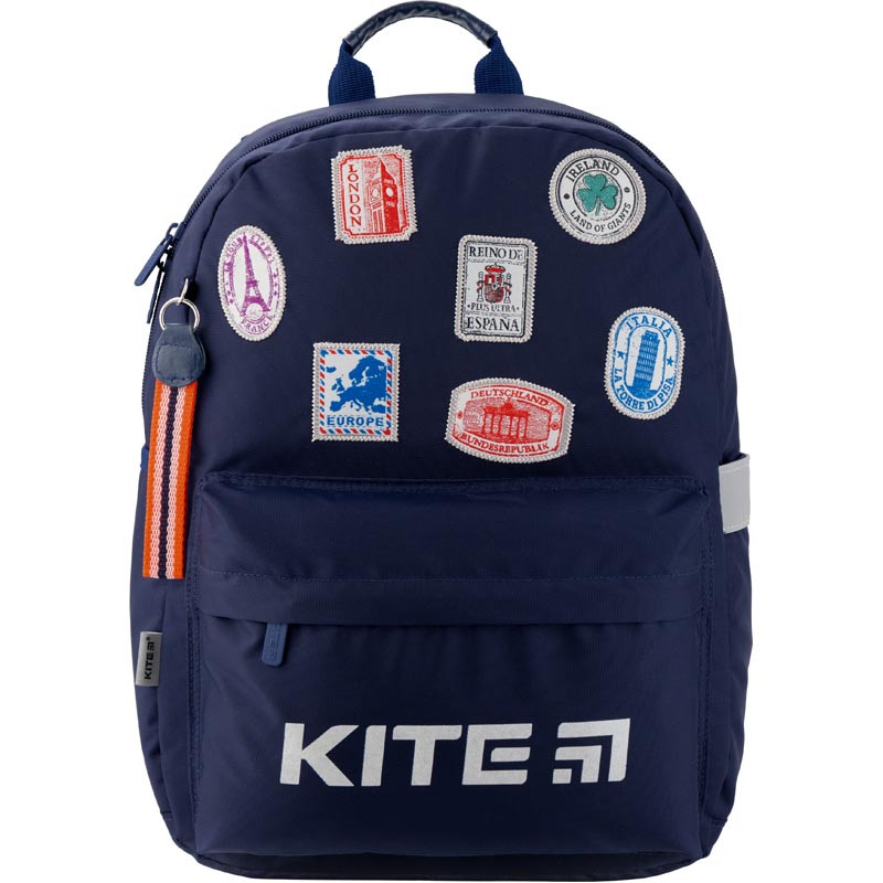 Рюкзак шкільний Kite Education 719-3 Trips