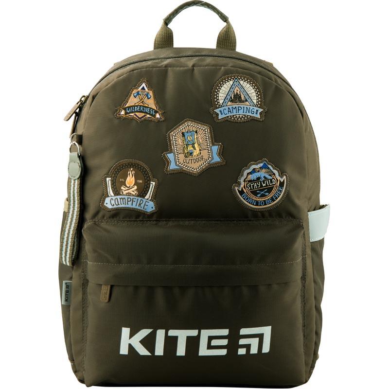 Рюкзак шкільний Kite Education 719-4 Camping