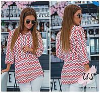 Хлопковая женская рубашка. цвета!, фото 1