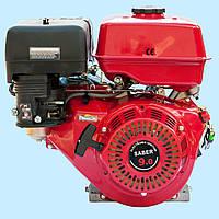 Двигатель бензиновый SABER DBS 177 F + шкив (9.0 л.с.)