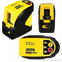 Уровень лазерный CLLi  двухплоскостной (штанга, мишень, кроншнейн, сумка) 1-77-123