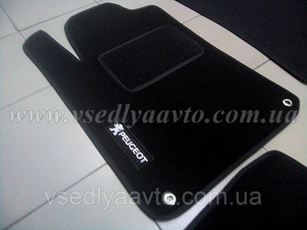 Ворсовый водительский коврик PEUGEOT 508