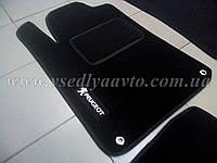 Ворсовый водительский коврик PEUGEOT 508, фото 1