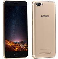 Смартфон Doogee X20 1/16Gb Gold, Двойная камера 5Мп+5Мп (1015778103)