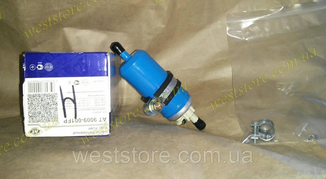 Электро бензонасос низкого давления для карбюраторных авто (замена механического бензонасоса ваз заз москвич)