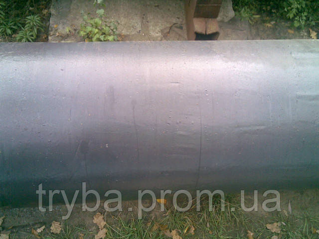 Епоксидне покриття для труб ДСТУ 3262, 10704, 8732, 8734 ― дуже посилений тип
