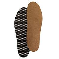 Стельки ортопедические для модельной обуви (флис) СТ-129