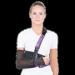 Бандаж на плечовий суглоб, на плече (косинка) Т-8191, Трівес Evolution (ортез, фіксатор для плеча, для