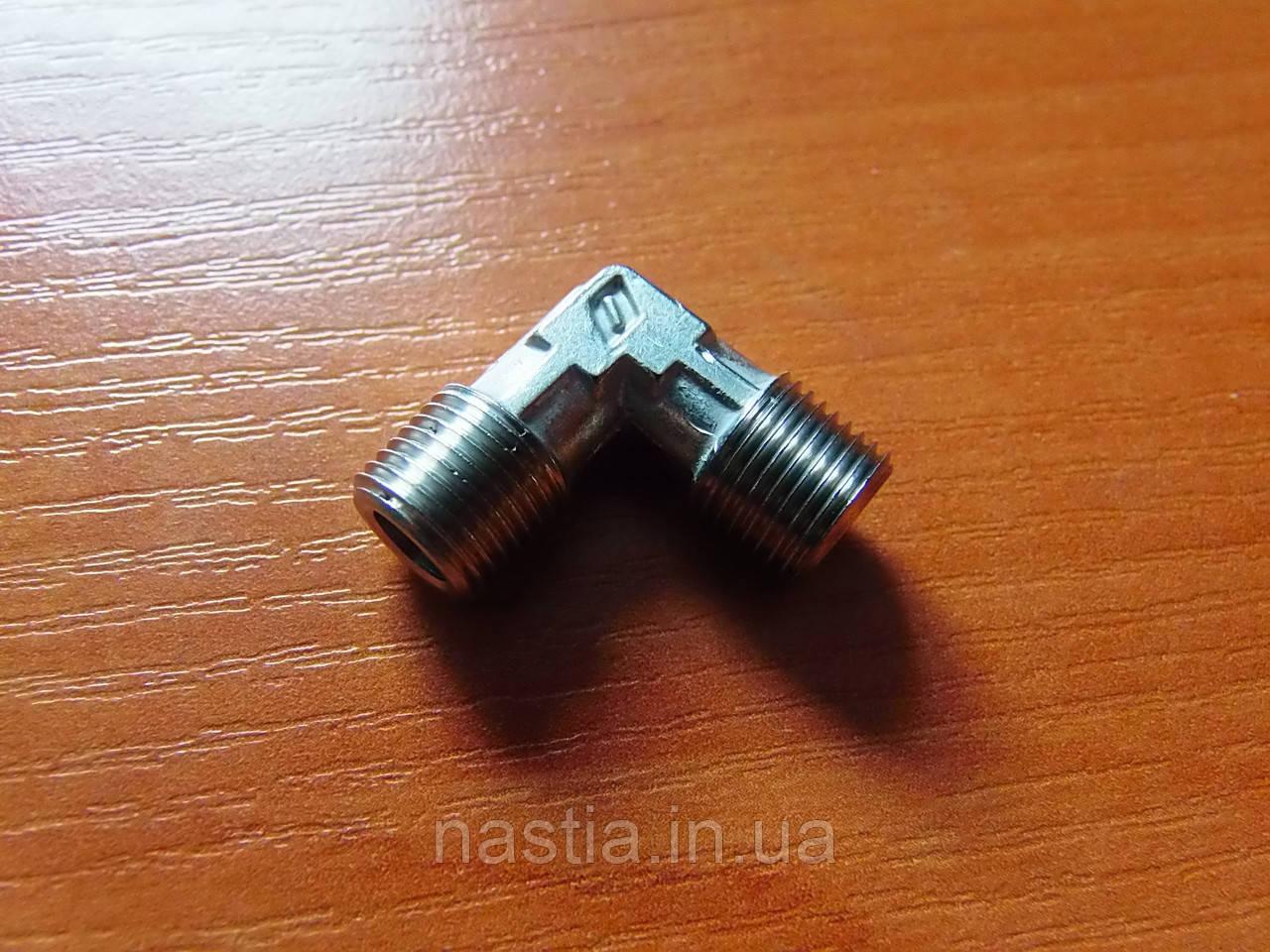 NR07.029 З'єднувальний елемент(угловий, у кран пару), 1/8-1/8, Royal