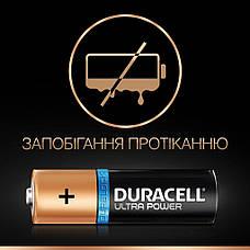 Батарейка DURACELL LR06 KPD 08*12 Ultra уп. 1x8 шт., фото 3