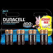 Батарейка DURACELL LR06 KPD 08*12 Ultra уп. 1x8 шт.