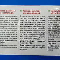 Вишнево-гранатовое желе с коллагеном Тианде , 21 шт. х 12 г, фото 2