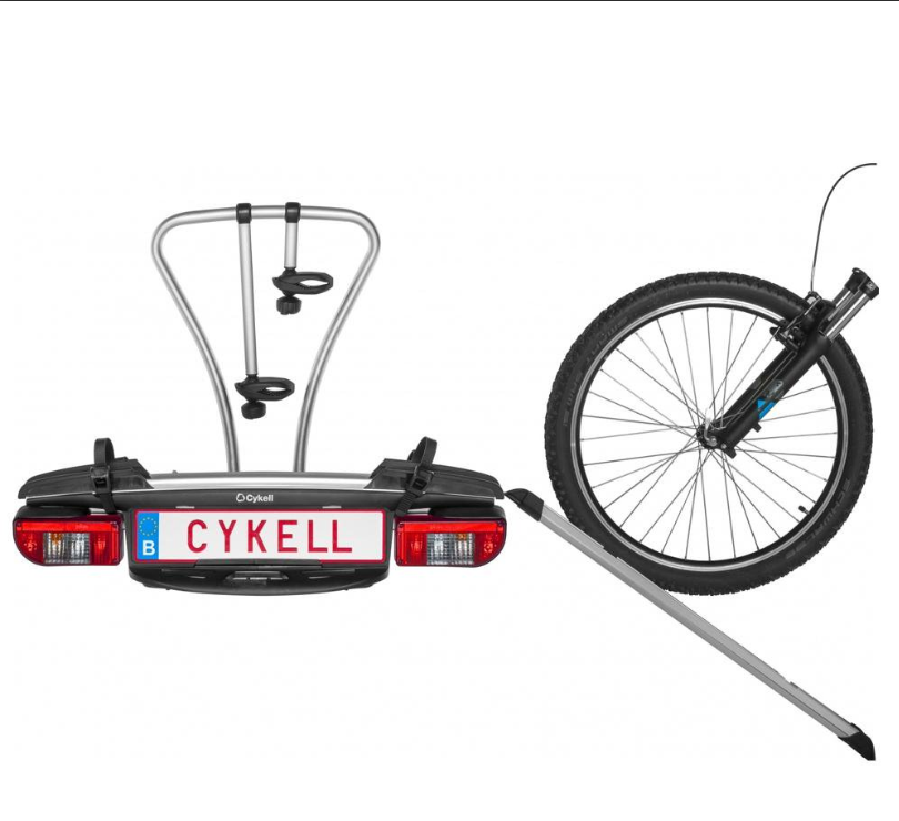 Съемная рампа для погрузки велосипеда Yakima ClickRamp Rush Y0819021