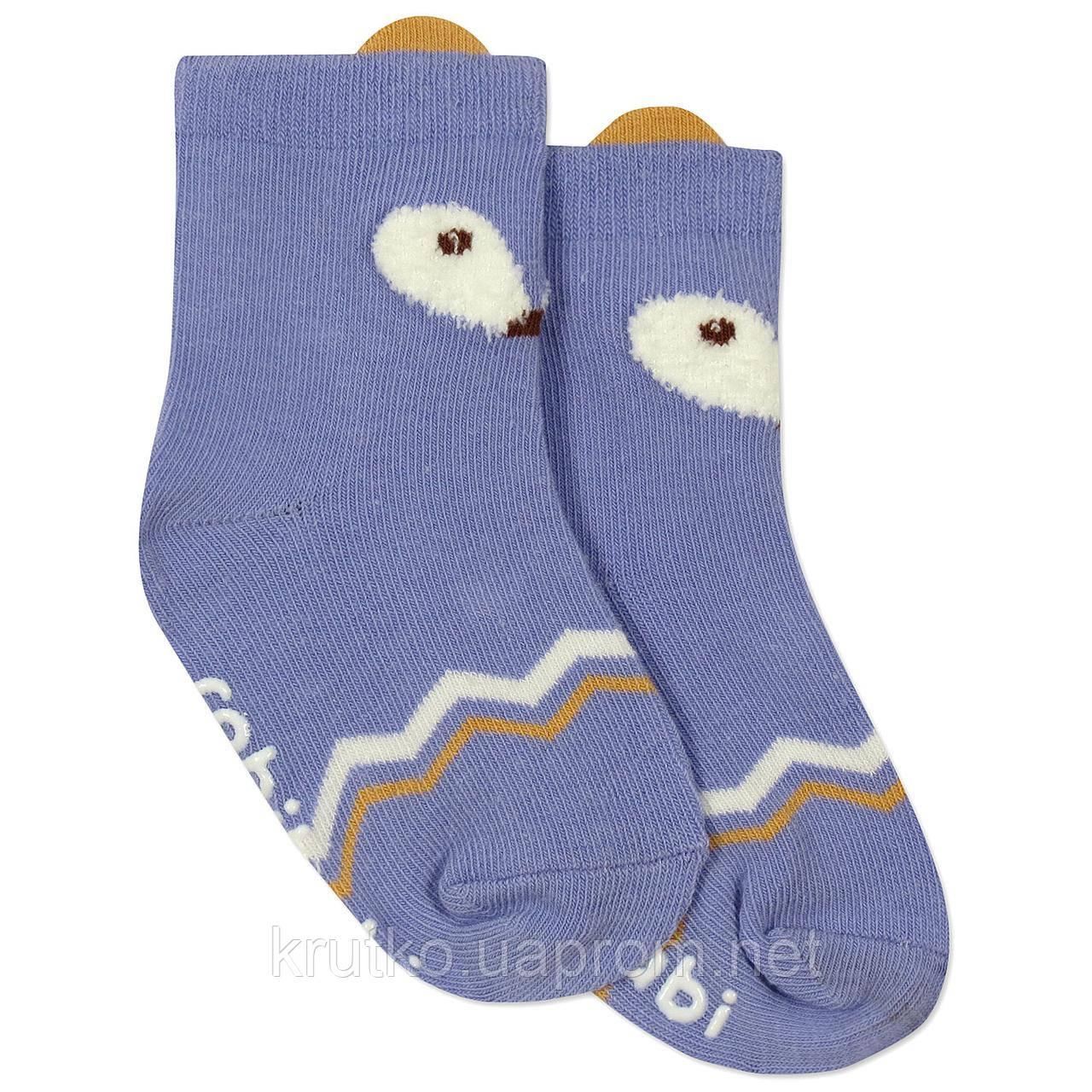 Детские антискользящие носки Лиса Berni