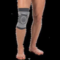Наколінник, бандаж на коліно Т-8520 (8509) (ортез, фіксатор на колінний суглоб)