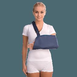 Пов'язку на плечовий суглоб, плече (косинка) Т-8102 (ортез, фіксатор для плеча, для плечового пояса)