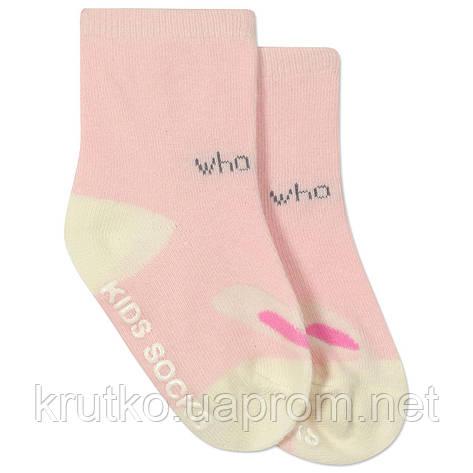 Детские антискользящие носки Кролик и лиса Berni, фото 2