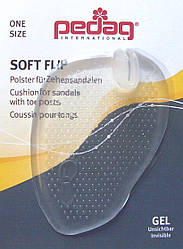SOFT FLIP PEDAG 178 -Гелевий протиковзкий вкладиш