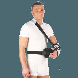 Бандаж на плечевой сустав фиксирующий с абдукционной подушкой Т-8103 (8106), Тривес