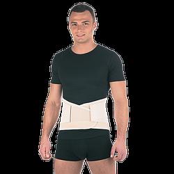 Ортопедичний Корсет з 6-ма ребрами і горизонтальною стяжкою Т-1587