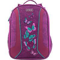 Рюкзак школьный каркасный Kite Education Butterflies K19-703M-1 Б