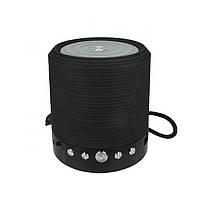 Портативная Bluetooth колонка многофункциональный музыкальный плеер WSTER WS-631 ФМ, MP3, USB
