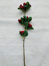 Калина декоративная.Ветка калины премиум (65 см ), фото 3