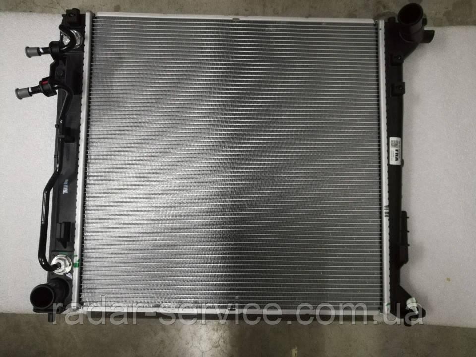 Радиатор охлаждения киа Спортейдж 4 2.0i АКП, KIA Sportage 2018- Qle, 25310d7100