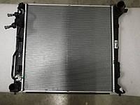 Радиатор охлаждения киа Спортейдж 4 2.0i АКП, KIA Sportage 2018- Qle, 25310d7100, фото 1