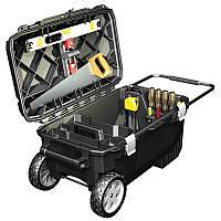 """Ящик пластмассовый с колесами """"FatMax® ProMobile JobChest™"""", 113 литров, (91 X 51.6 X 43.1см)"""