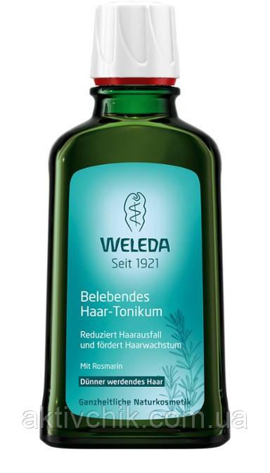 Укрепляющий тоник для роста волос с розмарином Weleda Belebendes Haar-Tonikum 100 мл