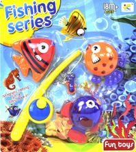 Игрушка детская рыбалка на магнитах.Детская игрушечная рыбалка.