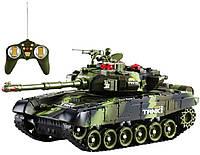 Танк на радиоуправлении Абрамс 9995 Можно собрать танковый бой!